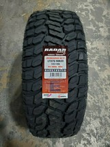 LT275/60R20 Radar RENEGADE R/T 10PLY 123/120Q LOAD E 80PSI (SET OF 4) - $669.99
