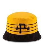 Pittsburgh Pirates New Era Pillbox Wraparound Bucket S/M Fishing Golfing... - $25.49