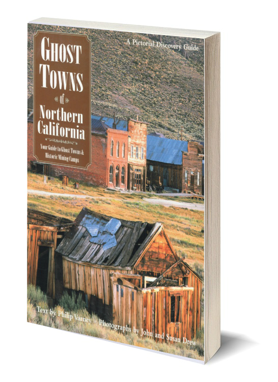 3d ghost towns of northern california