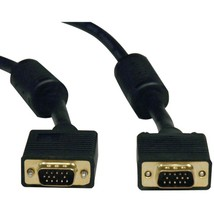 Tripp Lite P502-010 SVGA High-Resolution Coaxial Monitor Cable with RGB ... - $24.34