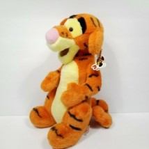 "Disneyland Orange Black Tigger Winnie The Pooh Friends Plush Stuffed Animal 15"" - $21.77"