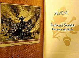 North American Folklore FOLK SONGS Book AA19-1378 image 9