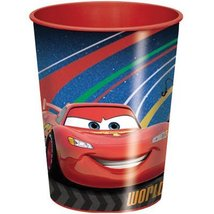 Disney Movie Cars 2 16oz Cups - $9.79
