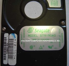 "160MB 2.5"" 12MM IDE Drive Seagate ST9190AG Tested Free USA Ship Our Drives Work"