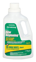 New Beginning  1/2 gal. Cleaner and Wax Remover - $15.99