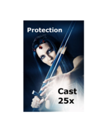 Cast 25x Ultra Protection Rid Hex Curse Revenge Money Love Protection Spell - $119.33