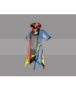 Overwatch ana amari ghoul skin cosplay halloween costume buy thumbtall