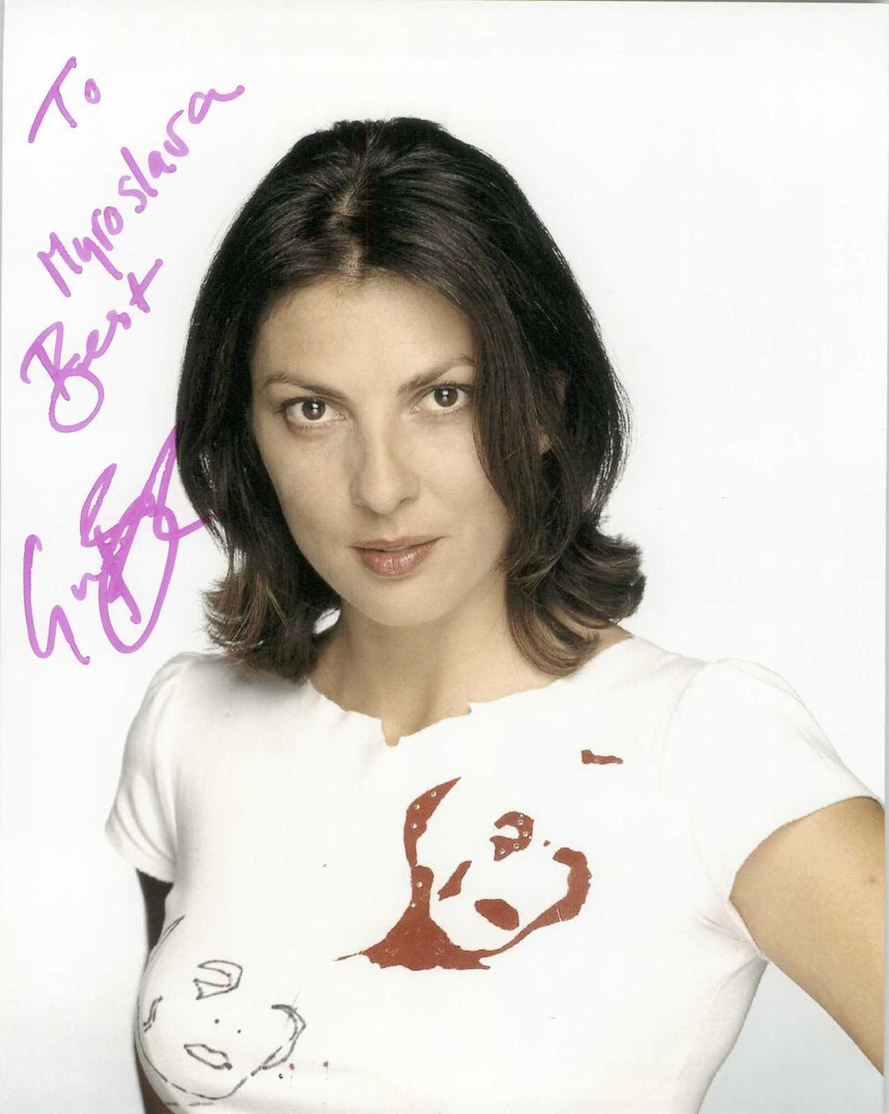 Primary image for Gina Bellman Signed Autographed Glossy 8x10 Photo