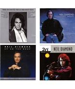 Lot of 4 CDs Neil Diamond - No Cases - $1.99