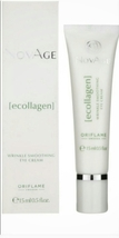 Ecollagen Wrinkle Power Eye Cream, NovAge Oriflame, 15ml  - $25.00