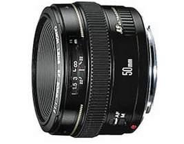 Canon EF 50mm f/1.4 USM Lens - $399.00