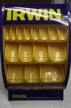 Irwin Junior Plastic drill Bit Display Only 13830 - $17.82