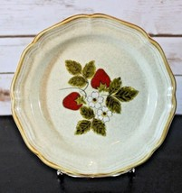 "Mikasa China Strawberry Festival EB 801 Salad Plate 8"" Oven To Table RAR... - $16.14"