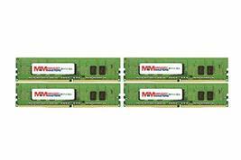 32GB (4x8GB) DDR4-2133MHz PC4-17000 ECC RDIMM 2Rx8 1.2V Registered Memory for Se - $165.33