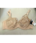 NWT 42DD Unlined Lace Lift Bra Convertible Straps By INC International C... - $15.84