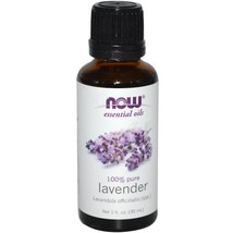 Now Foods, Essential Oils, Lavender, 1 fl oz (30 ml) Aromatherapy - $16.00