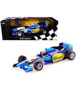 Benetton Renault B195 #1 Michael Schumacher Winner Pacific GP Formula On... - $188.69