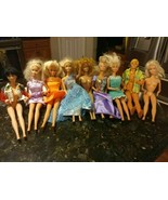 Vtg 1966 TWIST N TURN DOLLS 1966 Malaysia Asian Taiwan Ken Doll 1968 Lot... - $181.95