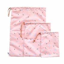 PANDA SUPERSTORE Cute Painted Outdoor Waterproof Drawstring Dry Bags/Storage Bag