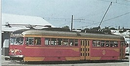 Funaro & Camerlengo HO Pacific Electric PCC Car ONE PIECE BODY,non-powered kit 7 image 2