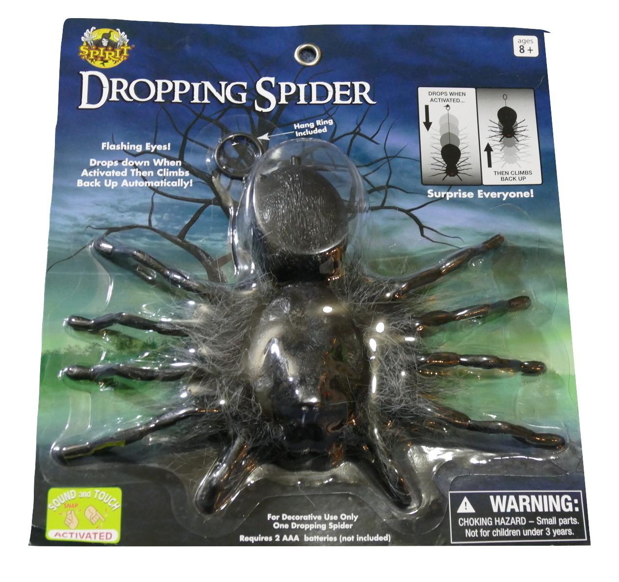 img 5061372172 1510315716 img 5061372172 1510315716 dropping dangling spider spirit halloween decor