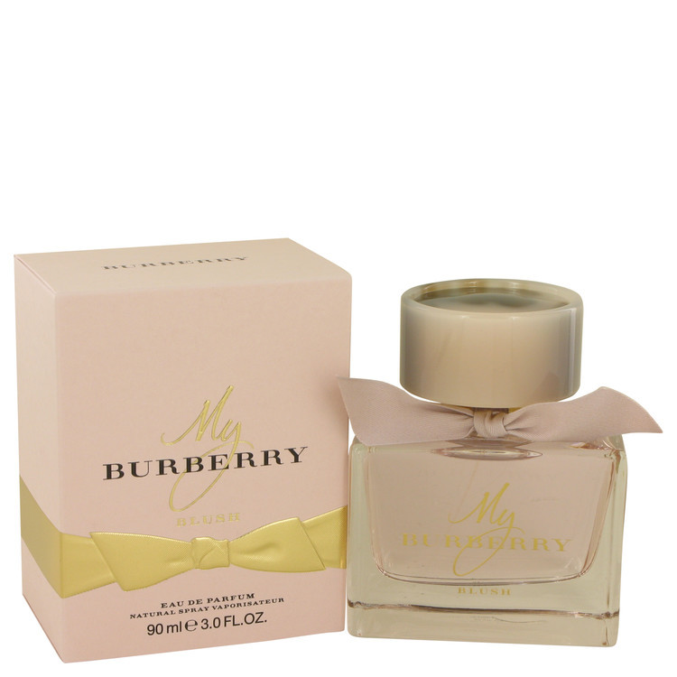 Primary image for My Burberry Blush By Burberry For Women 3 oz EDP Spray