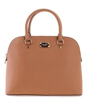 MICHAEL KORS CINDY LARGE DOME ACORN SATCHEL - $197.01