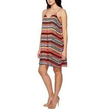 VINCE CAMUTO Multi-Color Striped Sleeveless Cubana Beats Tank Dress NWOT... - $14.40