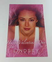Lindsey McKeon Photo 4x6 Valentines Day Supernatural One Tree Hill Guidi... - $7.99