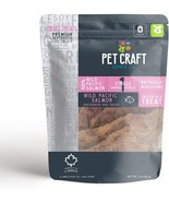 Pet Craft Supply Dehydrated Pure Wild Pacific Salmon Natural Dog Treats ... - $14.99