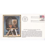NORTHER UTAH SATELLITE DEPLOYED CAPE CANAVERAL FL APR 29 1985 COLORANO S... - £2.29 GBP