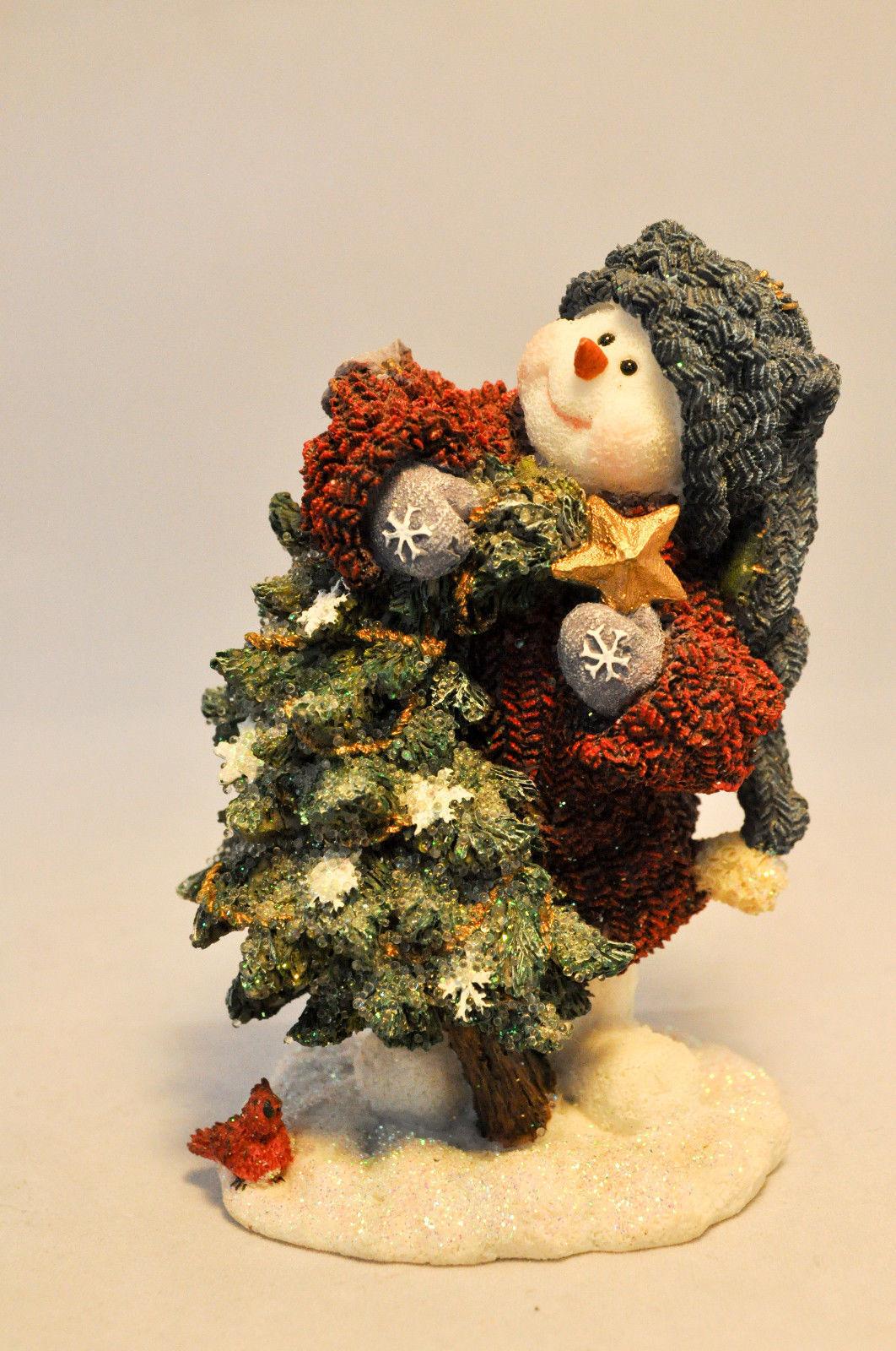 Boyds Bears & Friends: Douglas ... Sprucin' Up The Tree - Style 36524