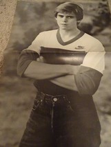 C Thomas Howell  teen magazine poster clipping Tiger Beat Bop Bulge
