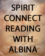 Haunted Spirit Connection Messages Insight Reading 98 Yr Witch Cassia4 Albina - $45.00