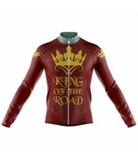 King Of the Road Long Sleeve Cycling Jersey - $32.62 - $35.59
