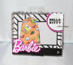 New Hello Kitty Kero Kero Keroppi Barbie Doll Fashion Top - Gift Play or OOAK - $5.00