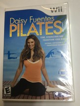 Daisy Fuentes Pilates (Nintendo Wii, 2009) New Sealed - $7.87