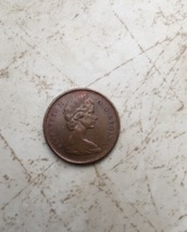1967 Canadian one cent penny 1967 anniversary 1867 coin - circulated - $6.00