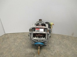 LG DRYER MOTOR (SCRATCHES/RED) PART# 4681EL1008A - $30.00