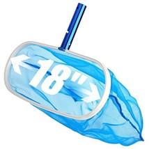 Sabuy 18 Inch Heavy Duty Deep-Bag Swimming Pool Leaf Net Skimmer Rake wi... - $15.61