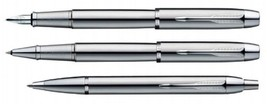 Parker Premium IM SHINY CHROME CT  Fountain(F&M)/Roller Ball/Ballpoint Pen - $25.20+