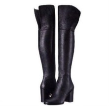 Via Spiga Beline Over the Knee OTK Boots Tall Boots Womens Boots Size 5 ... - $158.97