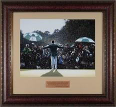 Adam Scott unsigned 2013 Masters Champion 11x14 Photo Leather Framed - $88.95