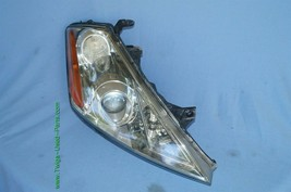 03-07 Nissan Murano HID Xenon Headlight Head Light Passenger Right Side RH image 2