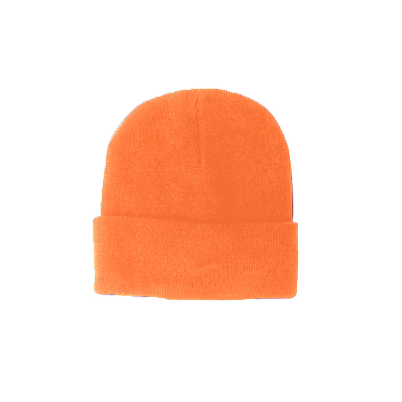 Case of [360] Beanie Caps - Orange