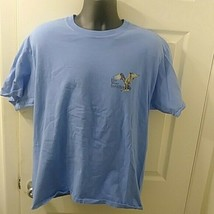 Blue Water Tackle Shop T-Shirt  Salty Dog Hilton Head Island L - $16.48