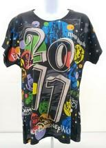 Walt Disney World 2011 Graphic T-Shirt Women's XL - $56.06