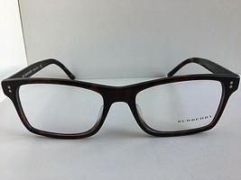 New BURBERRY B 222-F3536 55mm Tortoise Rx Eyeglasses Frame Italy #4 - $129.99