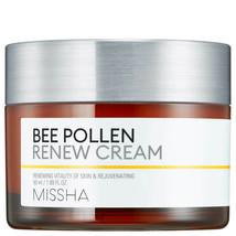 MISSHA Bee Pollen Renew Cream 50ml (US Seller) (Free Sample) - $24.49