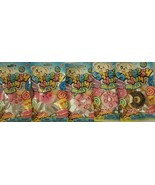 Squeesh Yum Minis Deliciously Squishy (5pk)  3 Cookies, 1 Donut, 1 Pink ... - $13.50